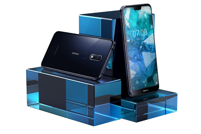 Kelebihan dan kekurangan Nokia 7.1