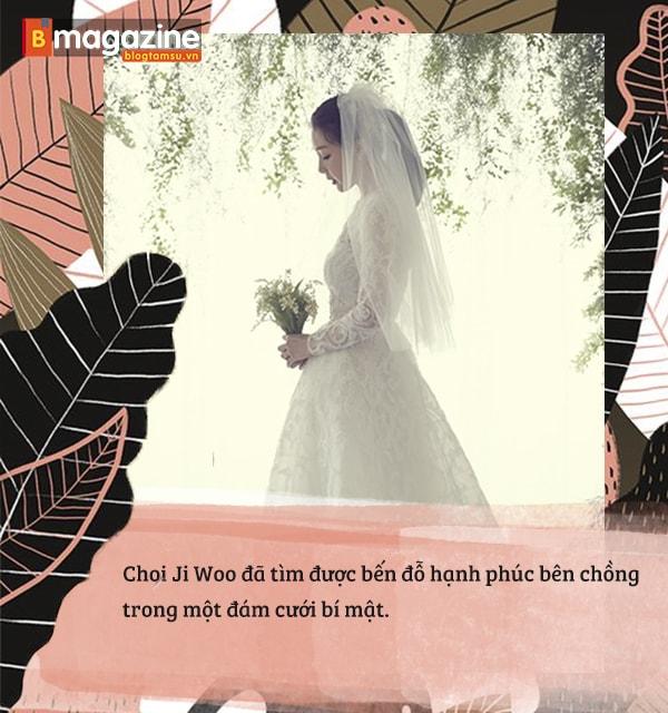 'Nữ hoàng nước mắt' Choi Ji Woo: mơ về một hạnh phúc nhỏ bé, giản dị - Ảnh 15