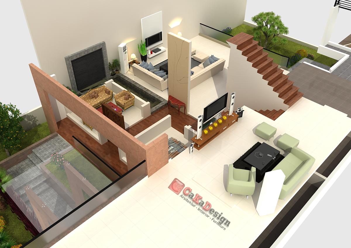 Tatanan Ruang Tamu Rumah Minimalis