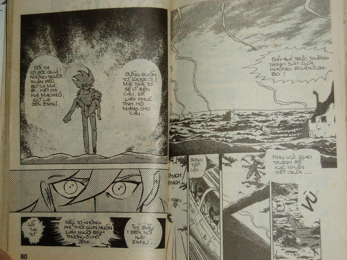 Siêu nhân Locke vol 03 trang 40