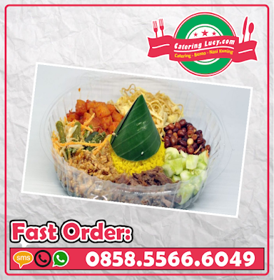 Nasi Tumpeng Mini Sederhana Purwokerto