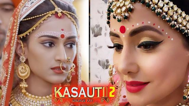 Revenge Saga : Prerna shocks Anurag announcing her revenge and another big secret in Kasauti Zindagi Kay