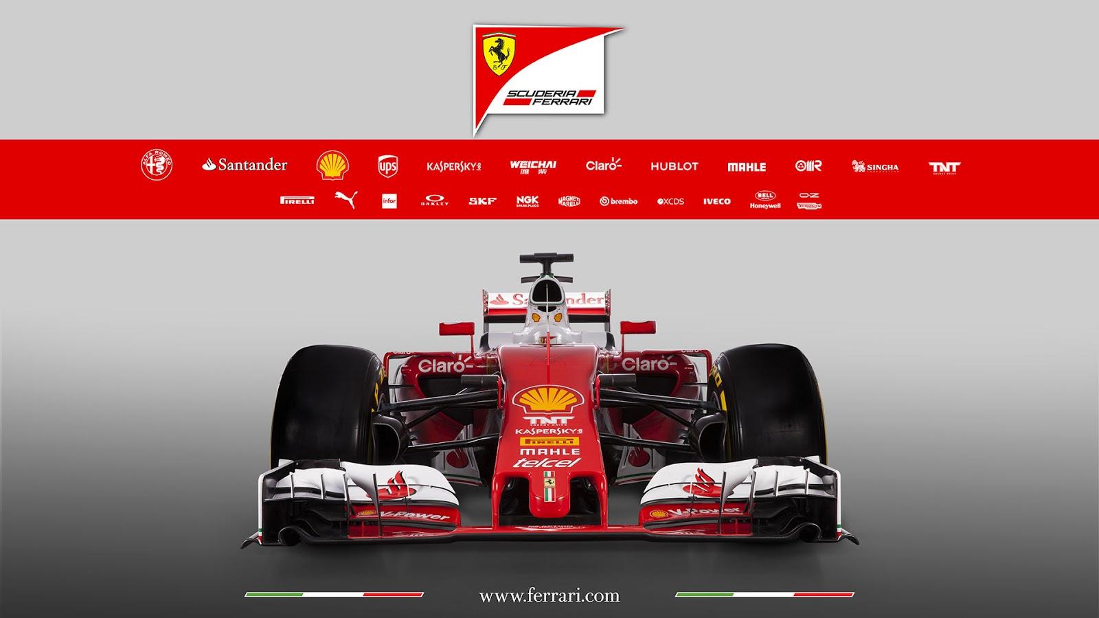 Ferrari Sf16 H 2016 F1 Wallpaper Kfzoom