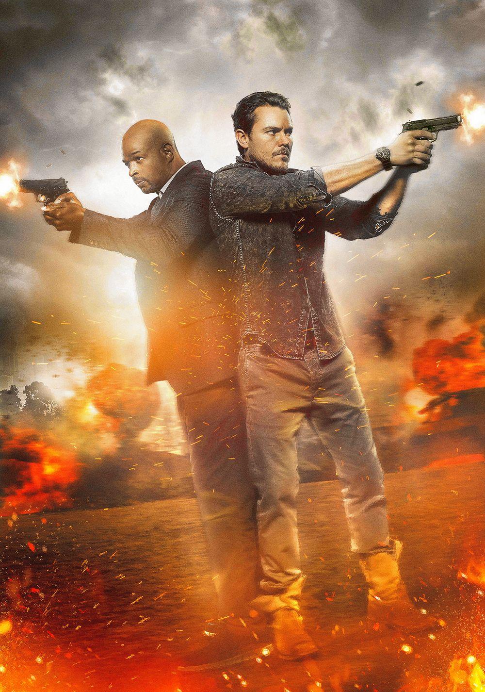 Lethal Weapon Temporada 2 Español Castellano 720p