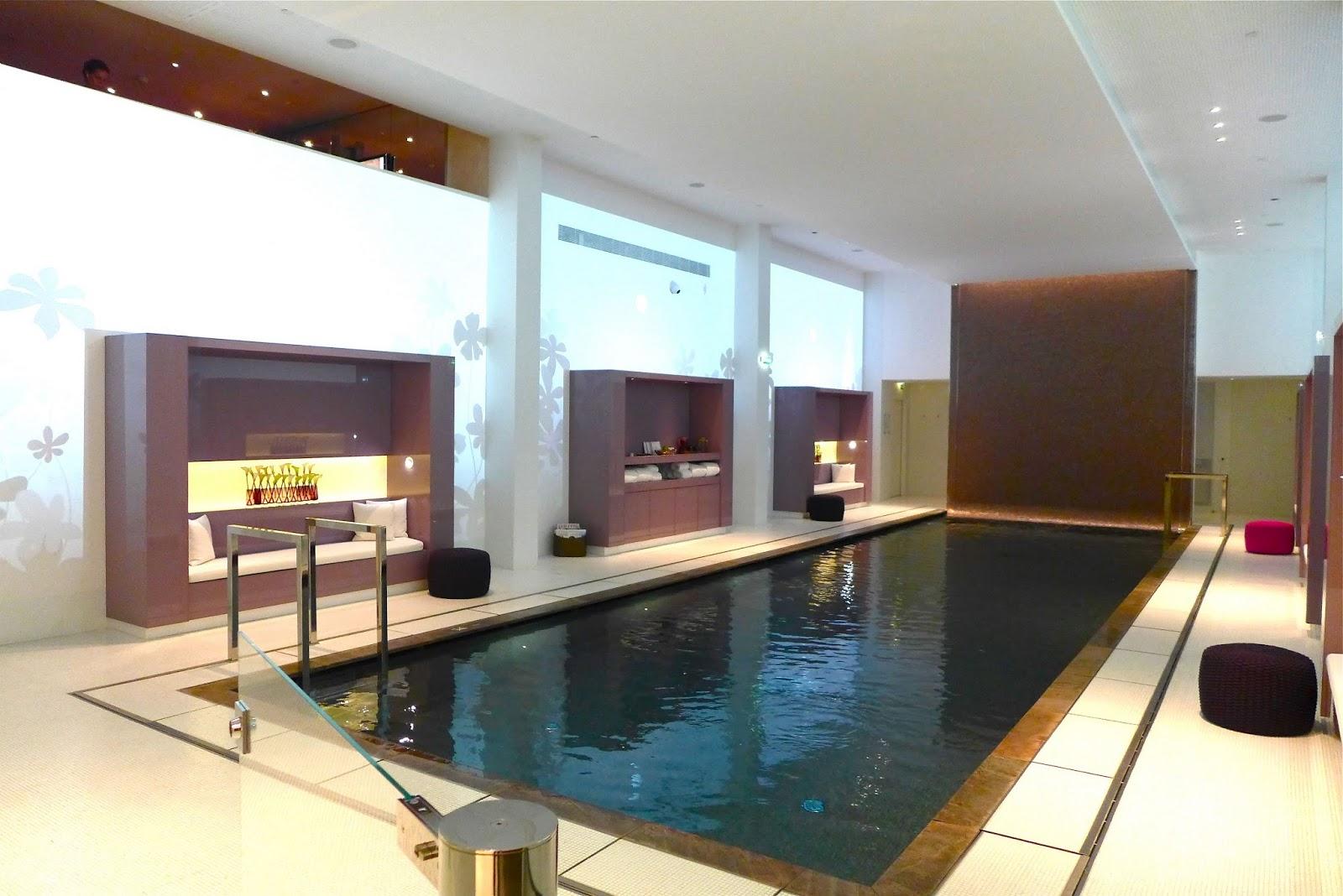 Travel : the spa at Mandarin Oriental, Paris – The Parisian Eye