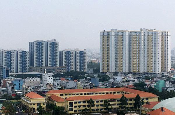 Xu hướng lựa chọn nhà chung cư ngoại ô