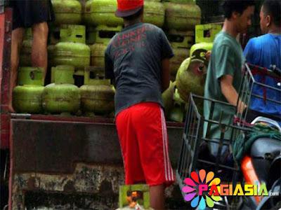 Warga Depok Melapor ke Polisi terkait Tabung Gas 3 Kg yang Diduga sudah Dioplos Air