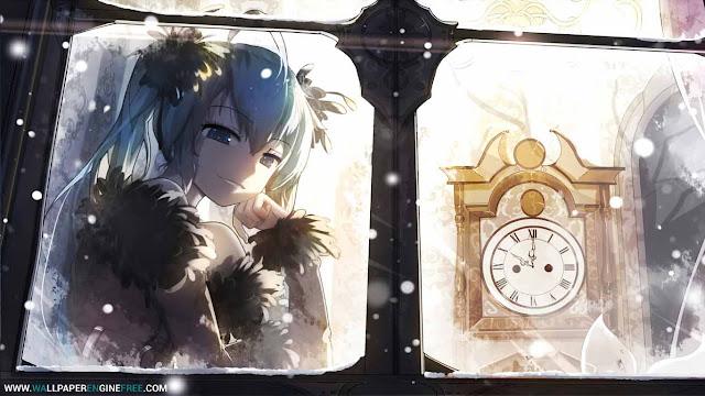 Queen Hatsune Miku Wallpaper Engine