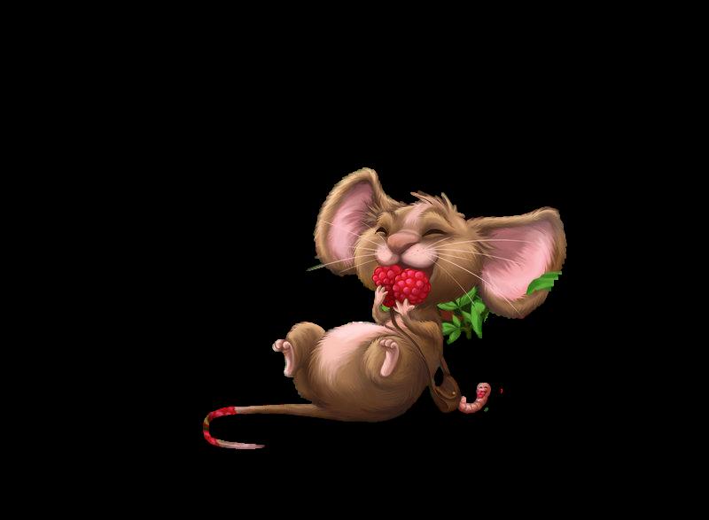 Пьяная мышь картинка гиф