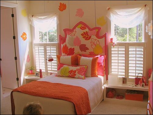 little girls bedroom modern1