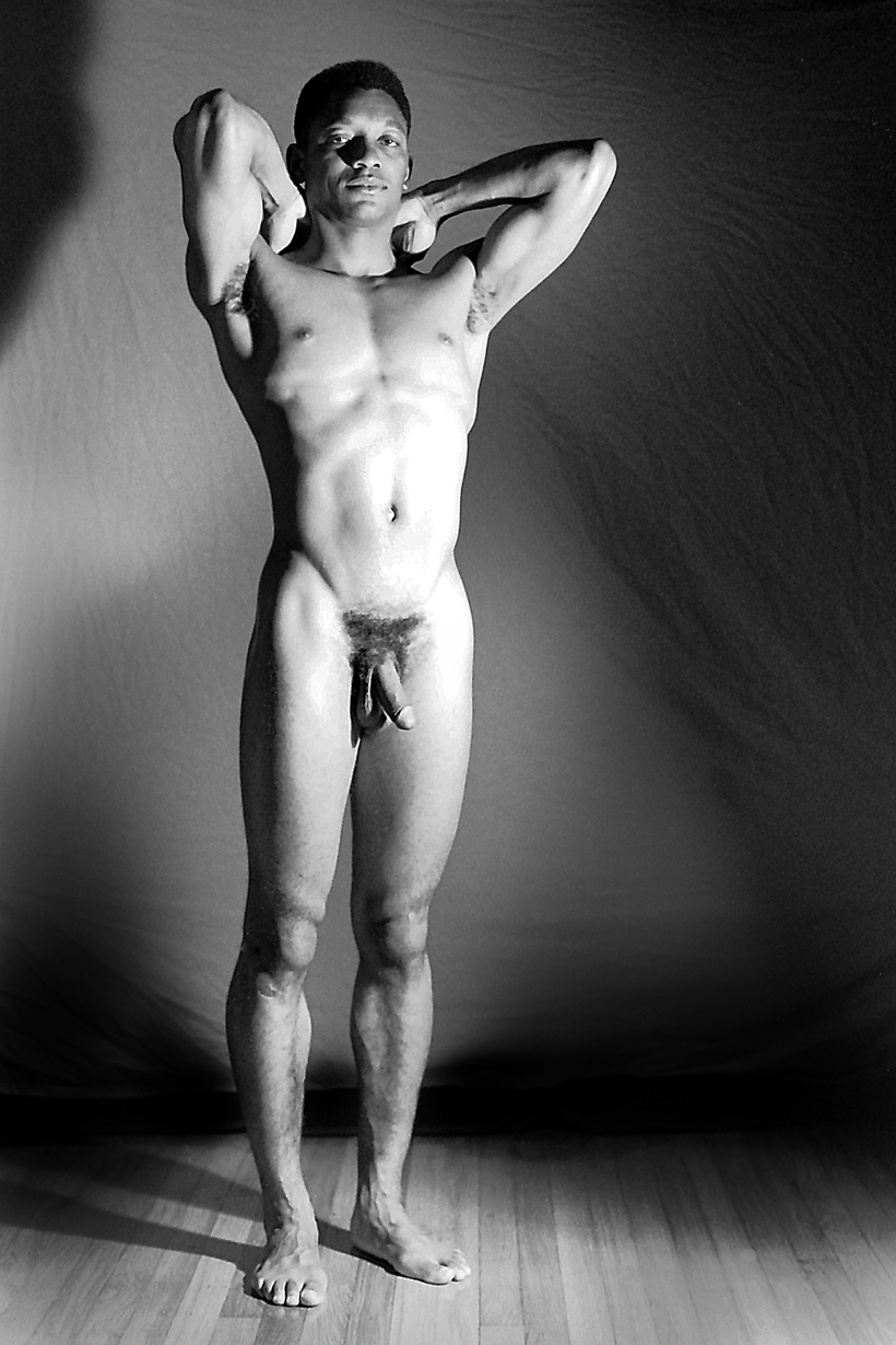 Figure Drawing Models Male-4569