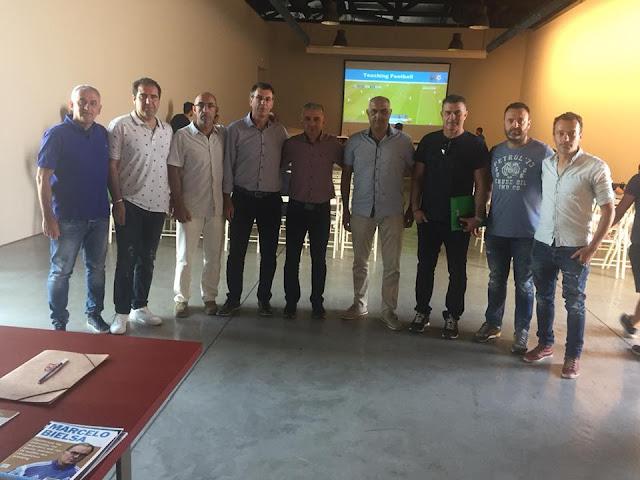 Με επιτυχία ολοκληρώθηκε το 2ο επιμορφωτικό σεμινάριο προπονητών ποδοσφαίρου στην Αργολίδα