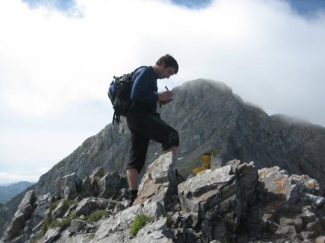 Rutas Montaña Asturias: Cima de la Puerta del Arco