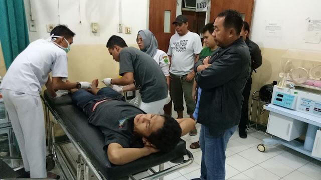Polisi Tembak Pelaku Curas Terkenal Sadis
