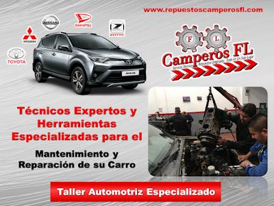 Servicio Tecnico Toyota