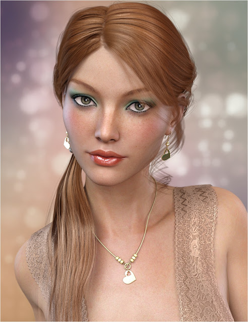 FWSA Finley HD for Victoria 7 and Her Jewelry
