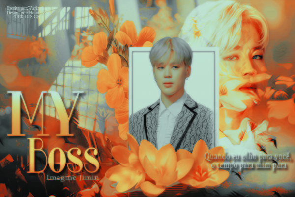 CF: My Boss - (Imagine Jimin) (Warinnie)
