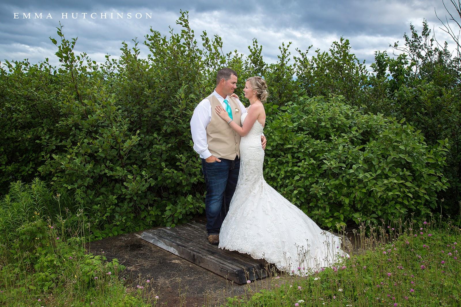 Emma Hutchinson Photography - Newfoundland backyard wedding photography
