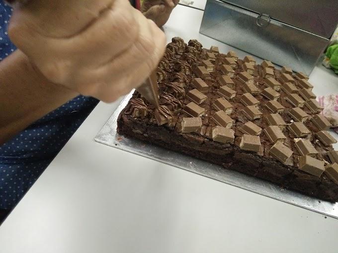 Resepi Brownies Kedut Guna 7 Bahan Je !