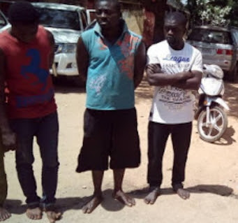 men accused man snatching manhood ogba lagos