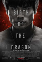 Birth of the Dragon (2017) - Poster