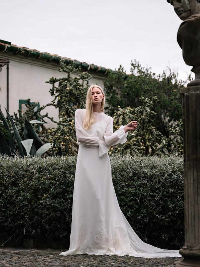 3 colecciones de vestidos de novia 2018 | a todo confetti - blog de