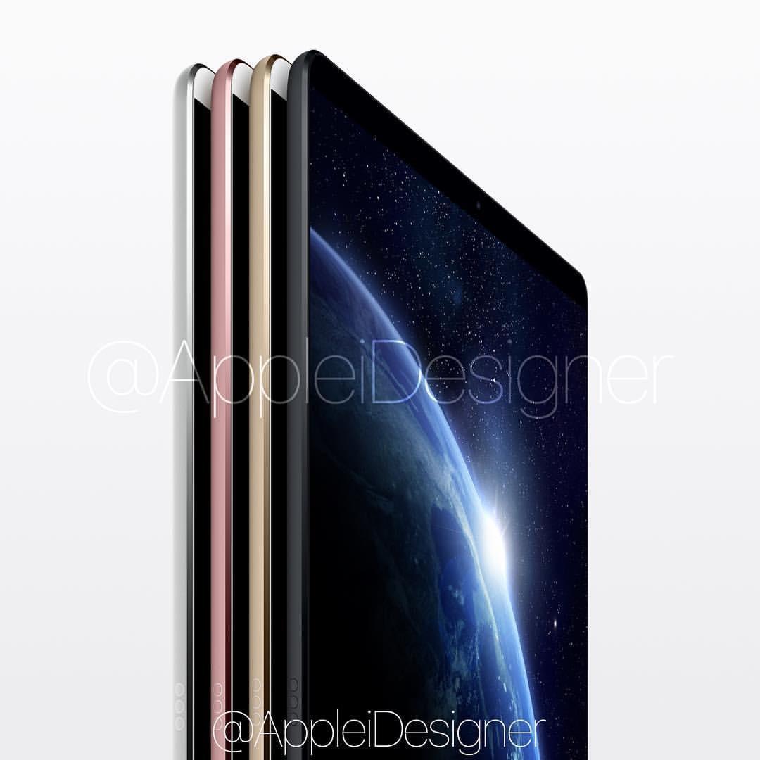"image Apple may launch iPad version 10.5 ""next year. Technology"