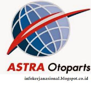 Info Lowongan Kerja PT Astra Otoparts Tbk