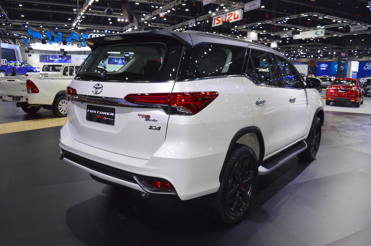 Kelebihan Toyota Fortuner Trd Sportivo 2019 Review