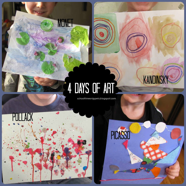 famous artists art study