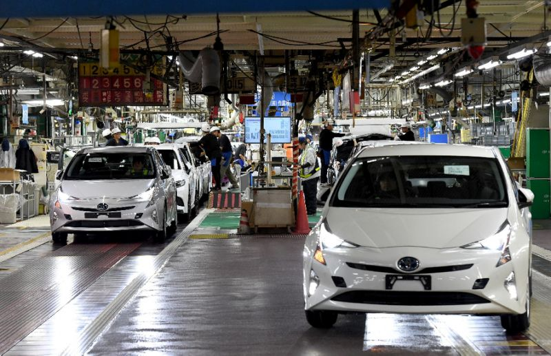 Toyota to recall new 2.4 Million Cars Including Toyota Prius