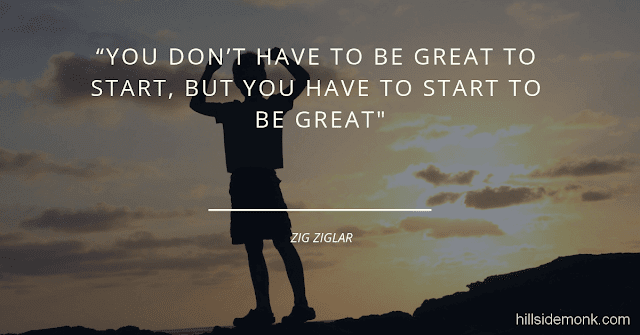 Short Uplifting Quotes To Lift You In Hard Times-2 You Don't Have To Be Great To Start, But You Have To Start To Be Great