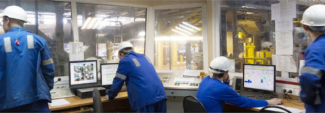 Automation and SCADA system