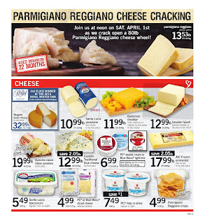 Fortinos Deals Flyer March 30 to April 5