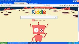 Buscador web para niños.
