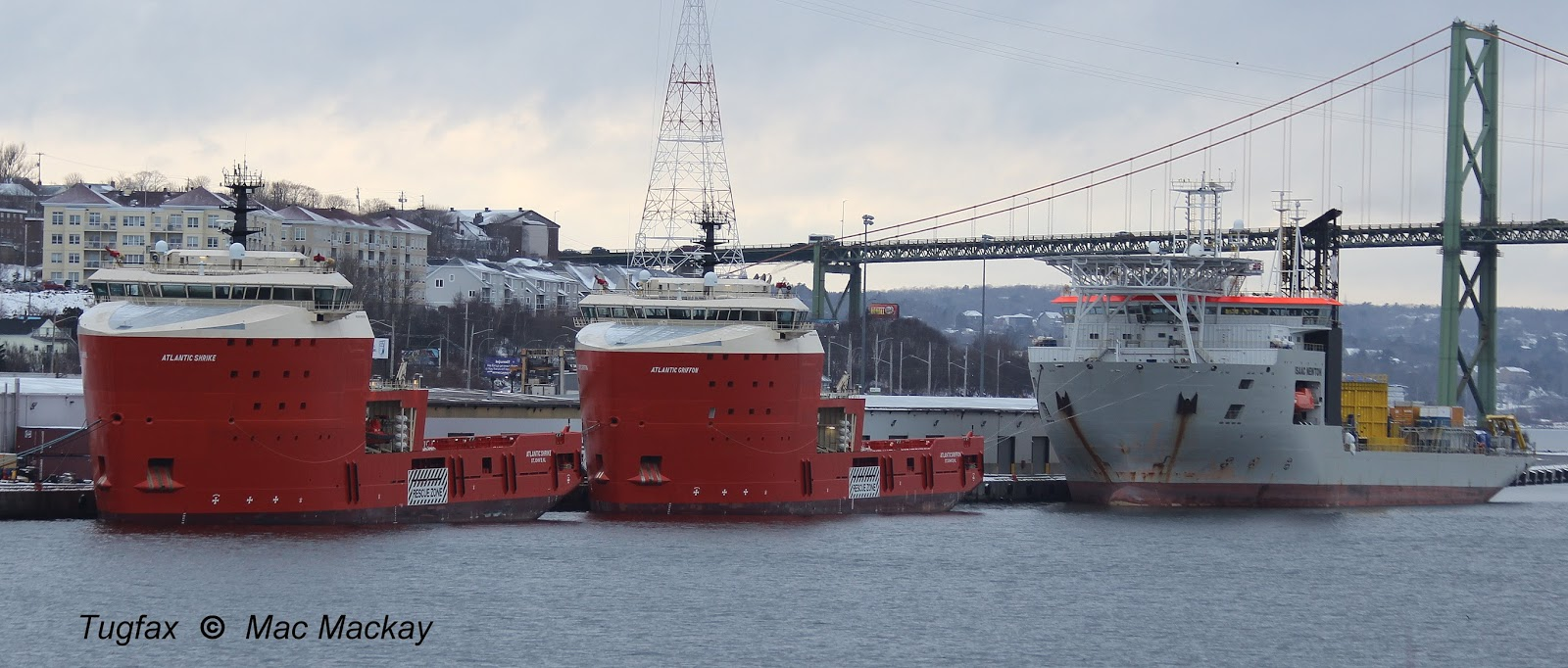 Tugfax Feast Or Famine In The Offshore And More On