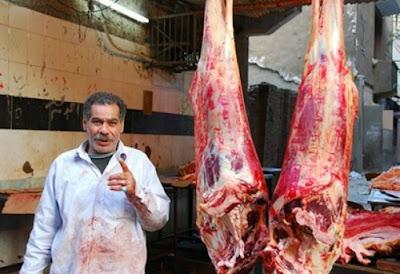 انخفاض في اسعار جميع انواع اللحوم اليوم