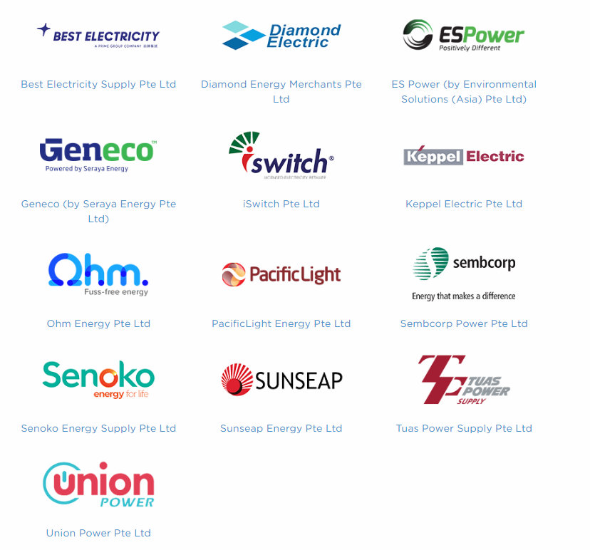 How to choose an Open Electricity Market (OEM) Supplier in Singapore