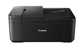 Imprimante Pilotes Canon PIXMA TR4550 Télécharger