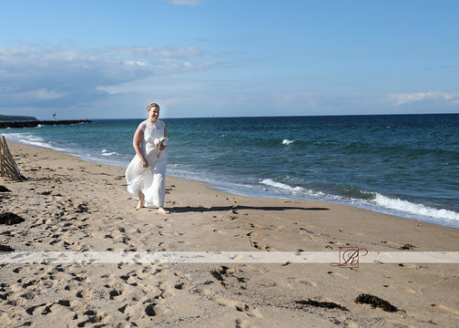 Block Island Beach Elopement for Kim and Paul by Block Island Photographer Rose Schaller Photo