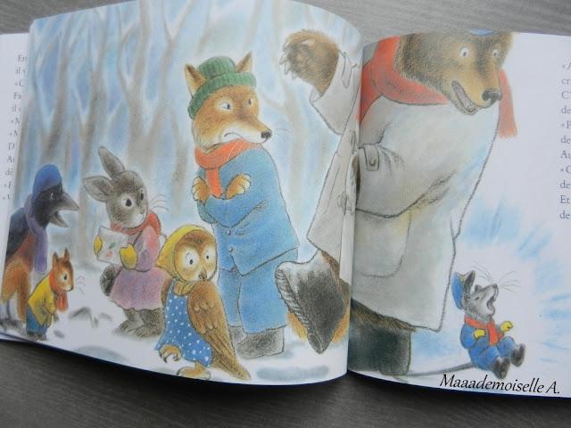 || La lettre du Père Noël (Présentation & Avis)(Chut, les enfants lisent # 40)