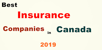 LIST OF INSURANCE COMPANIES IN CANADA