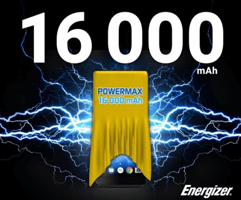 Energizer to release Power Max P16K Pro with MASSIVE 16,000mAh battery!