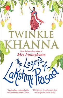 Download Free 'The Legend of Lakshmi Prasad' by Twinkle Khanna Book PDF