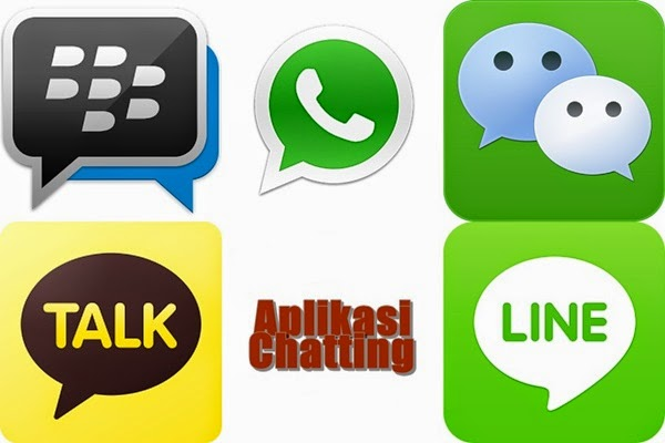 Pulan Aplikasi Chatting Terbaik Untuk Android