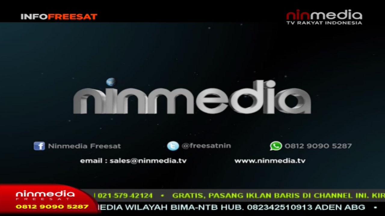 Frekuensi siaran Ninmedia Info Channel di satelit ChinaSat 11 Terbaru