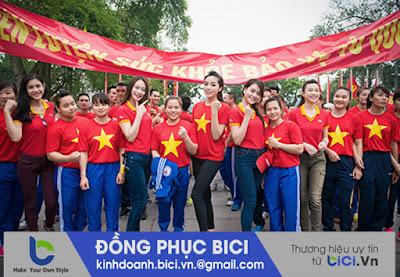 Áo Lá Cờ Việt Nam Tại Đà Nẵng