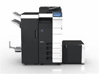 Konica Minolta Bizhub 554E Printer Driver