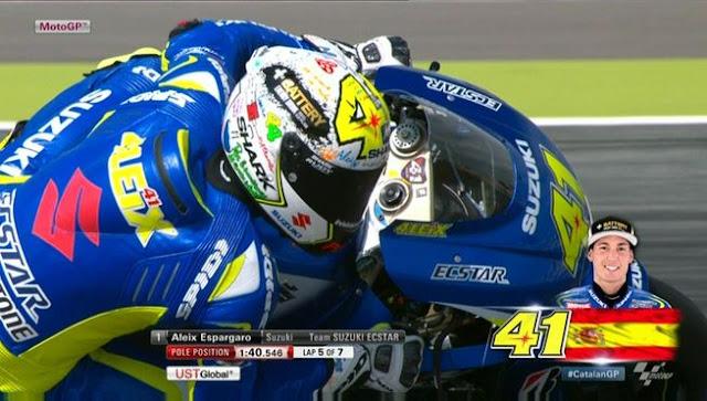 Espargaro : Jika Ada Radio di MotoGP, Pembalap Seperti Robot