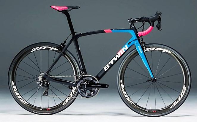 Decathlón Y Su Tope Gama B Twin Ultra 940 Carbono Top 5 Bicicletas De Carretera